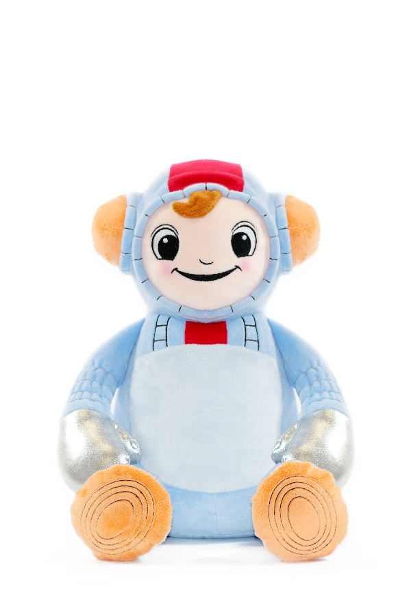 Personalised Astronaut Teddy Bear