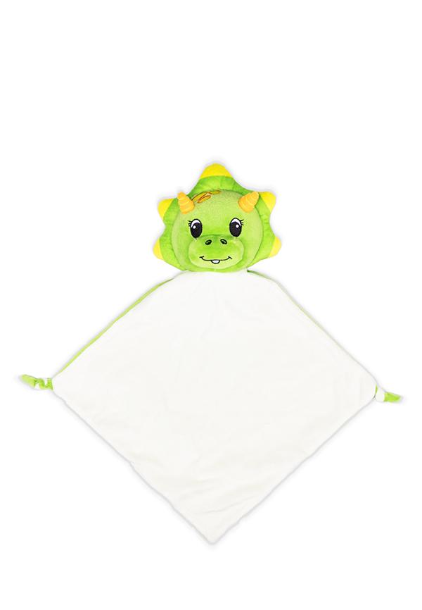 Personalised Baby Comforter Blanket