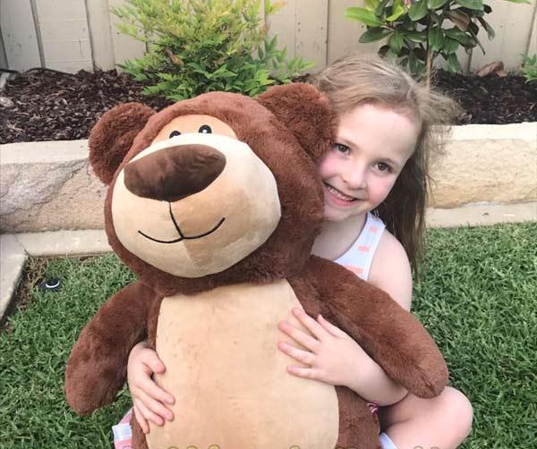 Brown Bear Cubby Teddy