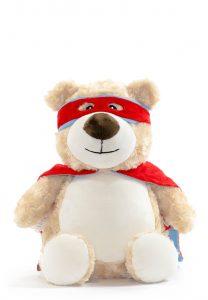 Cubbyford Hero Cubby Bear
