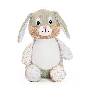 Baby Sensory Toy Personalised Teddy Bear