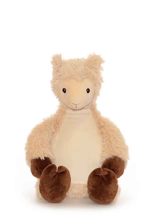 Personalised Llama Bear Teddy Bear