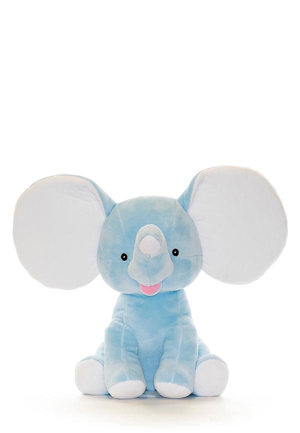Personalised Elephant Teddy