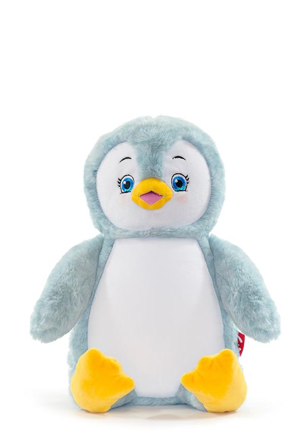 Personalised Penguin Teddy