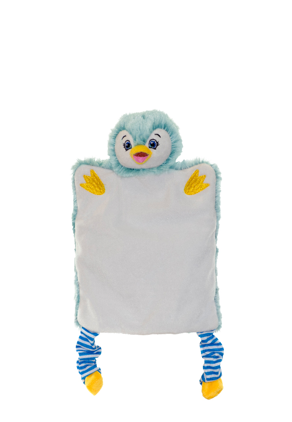 Personalised Penguin Puppet