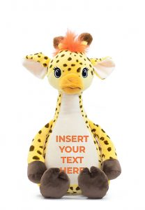 Giraffe Teddy Bear