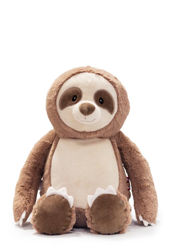 Hand Made Sloth Teddy Bear