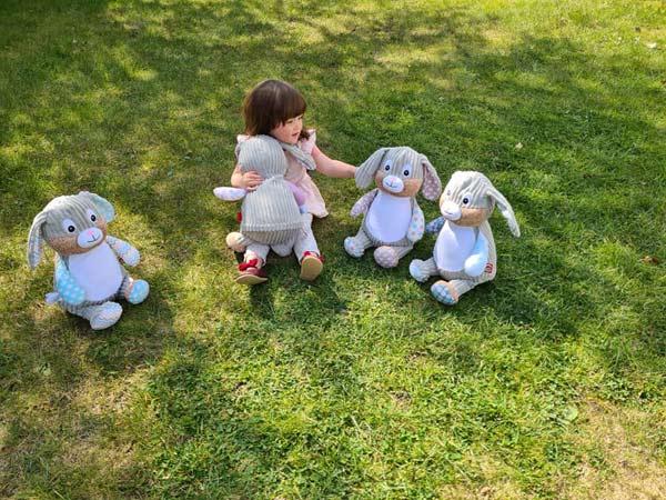 Sensory Bunny Teddies