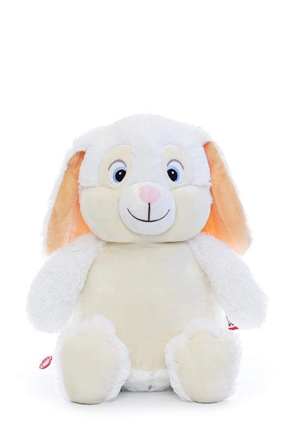 White Bunny Soft Teddy Toy
